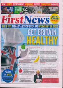 First News Magazine Issue NO 737