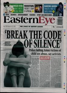 Eastern Eye Magazine 10/07/2020 Order Online