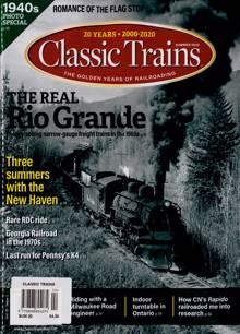 Classic Trains Magazine SUMMER Order Online
