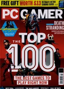 Pc Gamer Dvd Magazine NO 347 Order Online