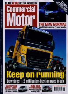 Commercial Motor Magazine 09/07/2020 Order Online