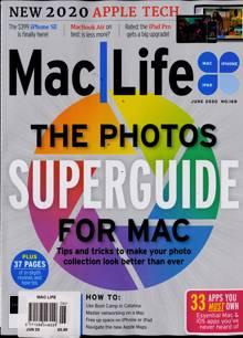 Mac Life Magazine JUN 20 Order Online