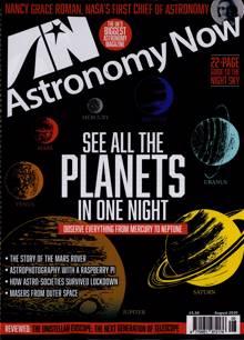 Astronomy Now Magazine Issue AUG 20
