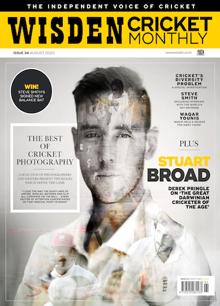 Wisden Cricket Magazine AUG 20 Order Online