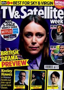 Tv & Satellite Week  Magazine 11/07/2020 Order Online
