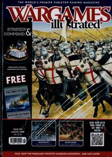 War Games Illustrated Magazine Issue NO 392