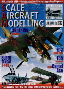 Scale Aircraft Modelling Magazine Issue AUG 20
