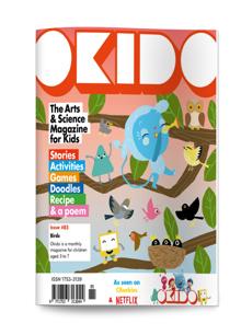 Okido Magazine Issue NO 85