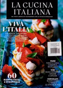 La Cucina Italiana Magazine 05 Order Online