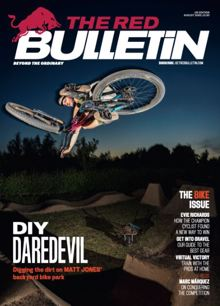 The Red Bulletin Magazine Aug 20 Order Online
