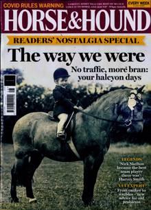 Horse And Hound Magazine 09/07/2020 Order Online