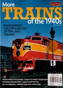Classic Trains Magazine 1940S SPL Order Online