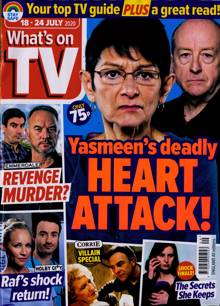 Whats On Tv England Magazine 18/07/2020 Order Online