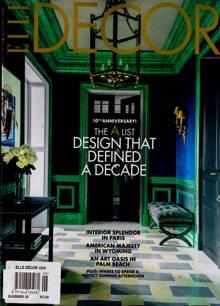 Elle Decoration Usa Magazine SUMMER Order Online