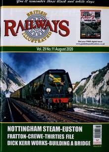 British Railways Illustrated Magazine VOL29/11 Order Online