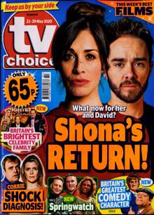 Tv Choice England Magazine NO 22 Order Online