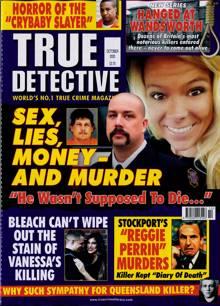 True Detective Magazine OCT 20 Order Online