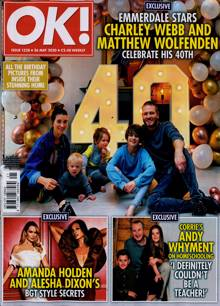 Ok! Magazine Issue NO 1238