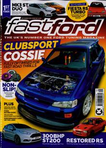 Fast Ford Magazine SEP 20 Order Online