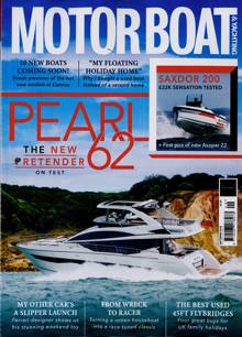 Motorboat And Yachting Magazine SEP 20 Order Online