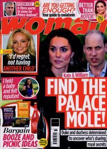 Woman Magazine 10/08/2020 Order Online