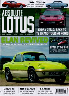 Absolute Lotus Magazine Issue NO 15
