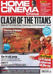 Home Cinema Choice Magazine AUT 20 Order Online