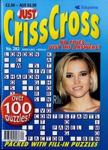Just Criss Cross Magazine NO 282 Order Online