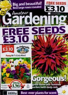 Amateur Gardening Magazine 08/08/2020 Order Online