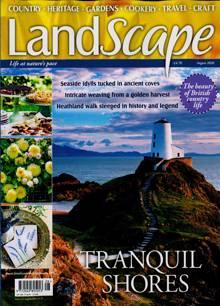 Landscape Magazine AUG 20 Order Online