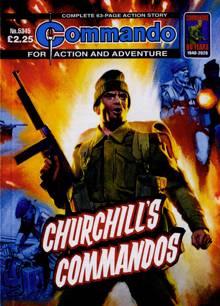 Commando Action Adventure Magazine NO 5345 Order Online