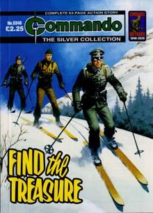 Commando Silver Collection Magazine NO 5346 Order Online