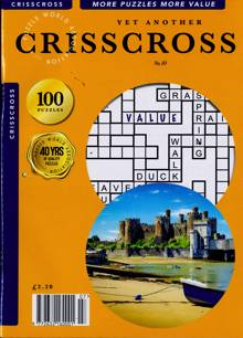 Yet Another Criss Cross Mag Magazine NO 10 Order Online