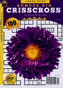 Bumper Big Criss Cross Magazine NO 133 Order Online