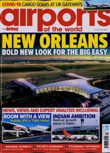 Airports Of The World Magazine JUL-AUG Order Online
