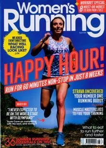 Womens Running Magazine Issue AUG 20