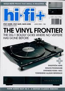 Hi Fi Plus Magazine NO 184 Order Online