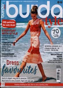 Burda Style Magazine NO 7 Order Online