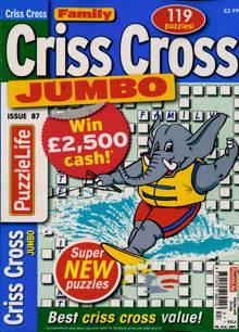 Family Criss Cross Jumbo Magazine NO 87 Order Online