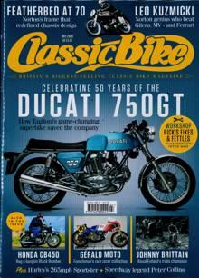Classic Bike Magazine JUL 20 Order Online