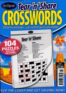 Eclipse Tns Crosswords Magazine NO 27 Order Online