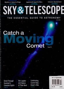 Sky And Telescope Magazine JUL 20 Order Online