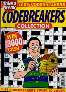 Tab Codebreakers Collection Magazine NO 8 Order Online