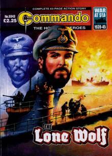 Commando Home Of Heroes Magazine NO 5343 Order Online
