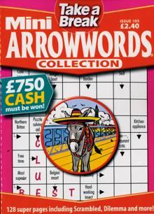 Tab Mini Arrowwords Coll  Magazine NO 105 Order Online