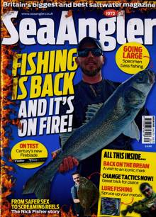 Sea Angler Magazine NO 585 Order Online