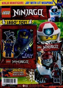 Lego Ninjago Magazine Issue NO 64