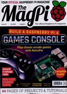 Magpi Magazine JUL 20 Order Online