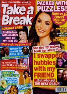Take A Break Magazine NO 22 Order Online