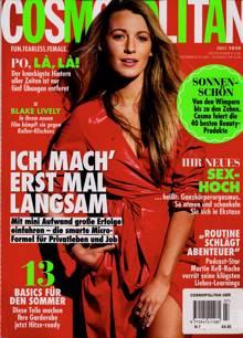 Cosmopolitan German Magazine NO 7 Order Online